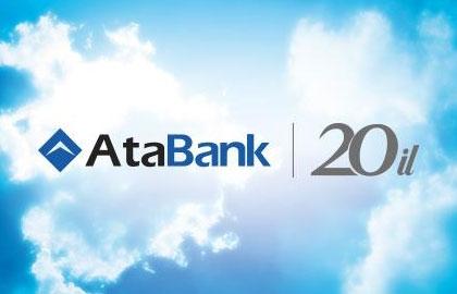 Банкомат AtaMatik– удобный и  близкий  к дому !