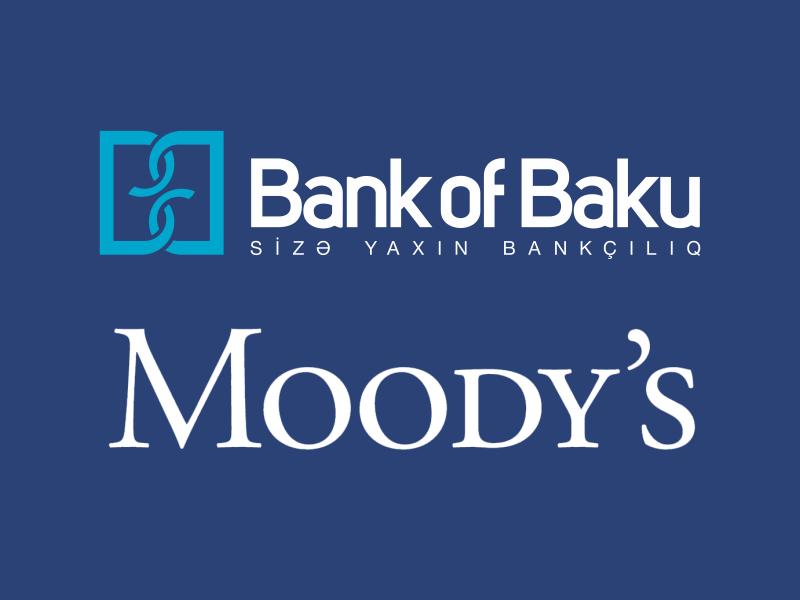 Bank of Baku öz reytinqini saxlaya bildi