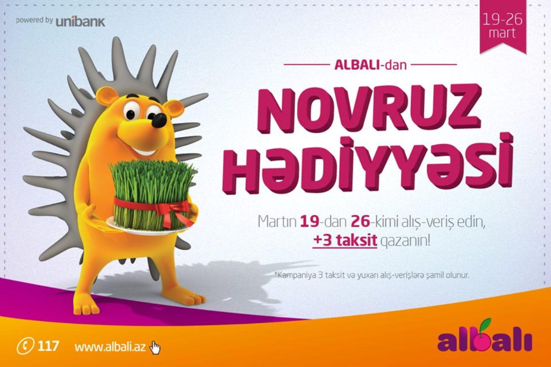 ALBALIdan 8 GÜN  BAYRAM