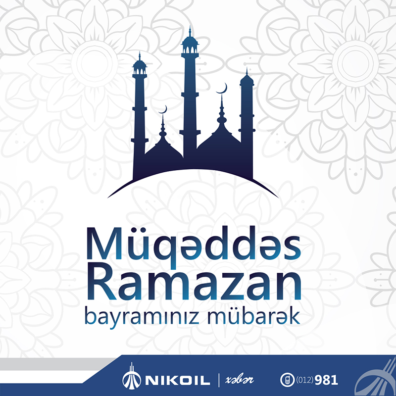 Nikoil Bank bayram iftarı təşkil etdi