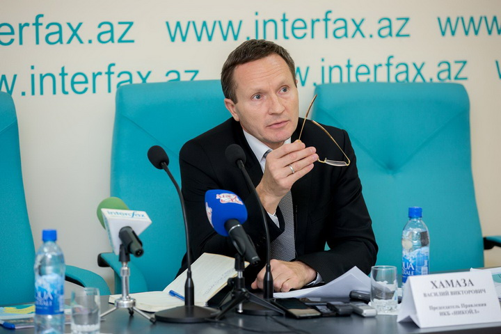 Nikoil bank 2014-cü ilin yekunları və 2015-ci ilə olan planlardan danışıb