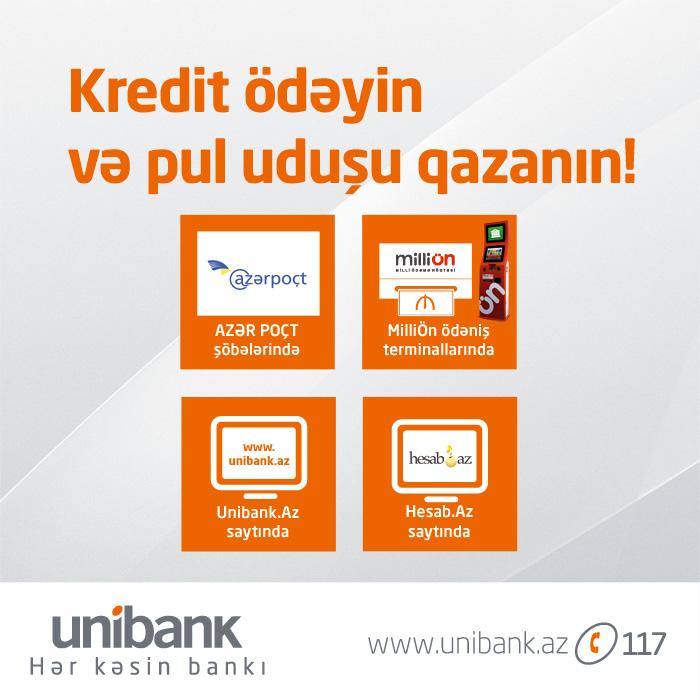 KREDİT ÖDƏYİB, MÜKAFAT  QAZANDILAR