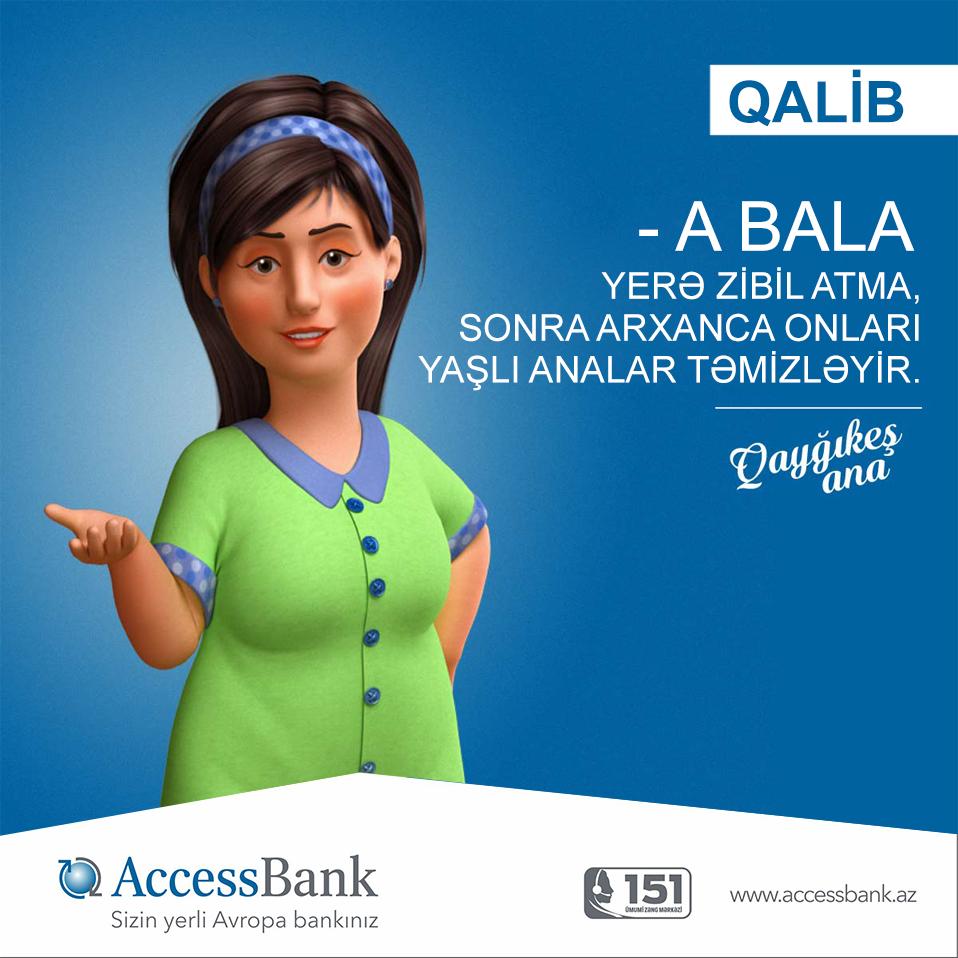 AccessBank müsabiqənin qalibini elan etdi