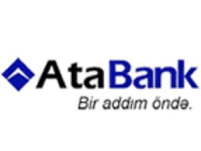 """""""AtaBank"""" ASC  2013-cü il iyun ayına  maliyyə nəticələrini açıqladı"""