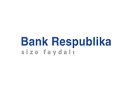 Bank Respublika kredit şərtlərini çevikləşdirdi.