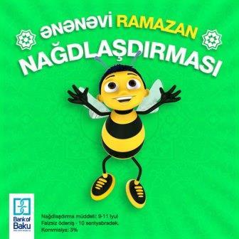 Ramazanda süfrənizi Bolkart-la bəzəyin!