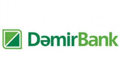 DəmirBank-ın plastik kartlarının sayı 150 000 ədədi keçdi