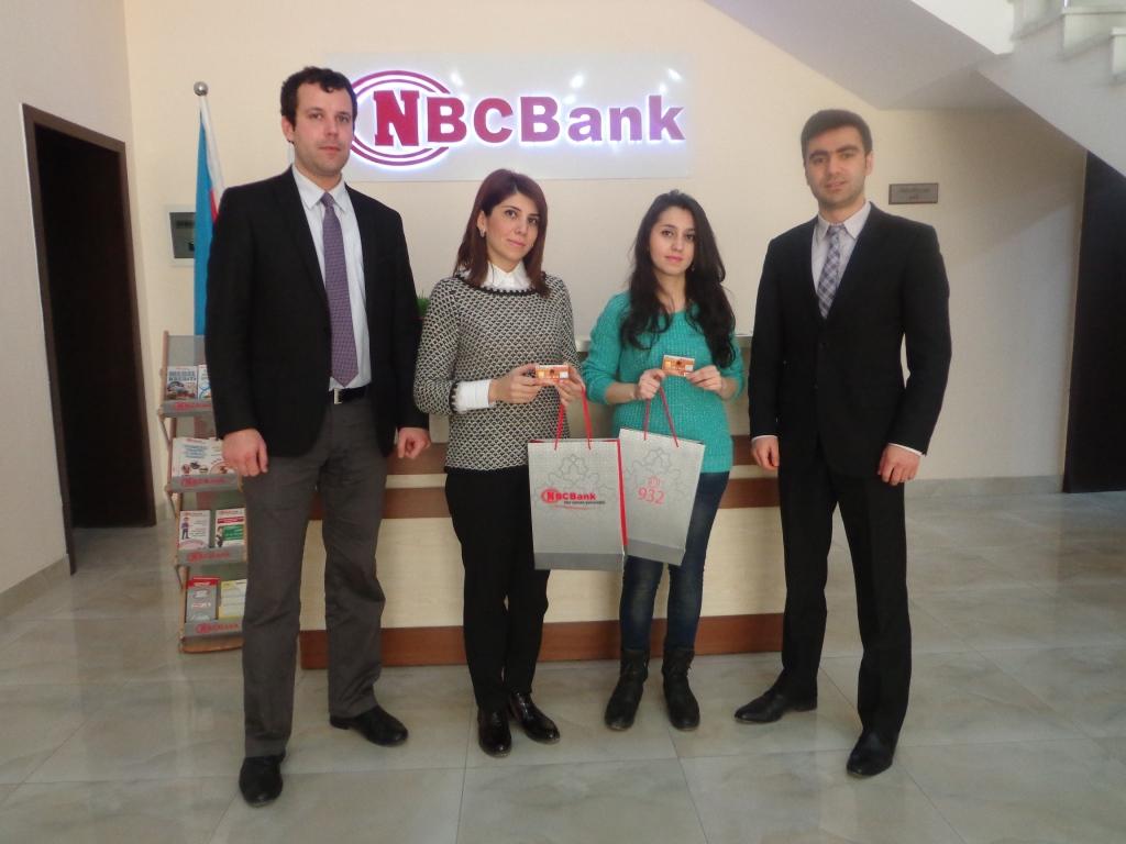 NBC Bank-ın Baş Sponsorluğu ilə keçirilən müsabiqənin qalibləri mükafatlandırıldı