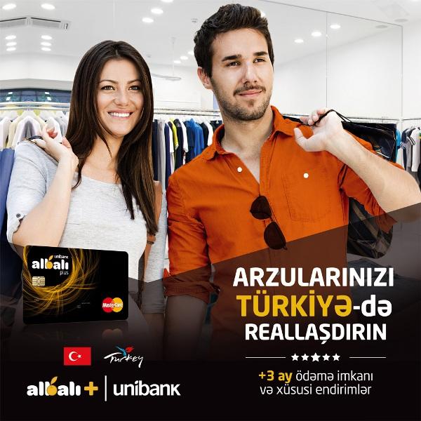 Arzularınızı Türkiyədə ALBALI PLUS-la reallaşdırın