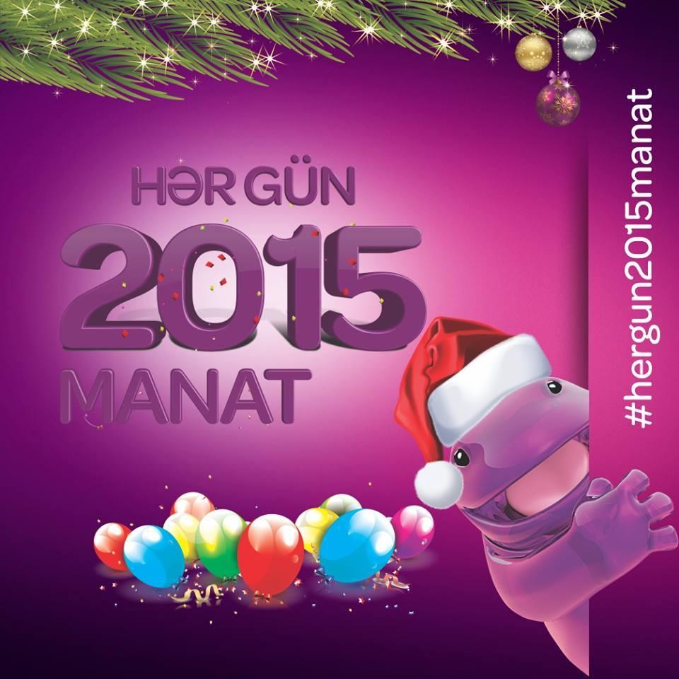 Worldcard-dan HƏR GÜN 2015 MANAT hədiyyə!