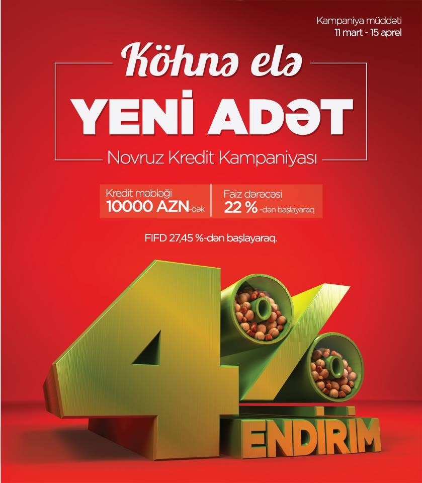 """Kapital Bank """"Köhnə elə yeni adət"""" gətirdi"""