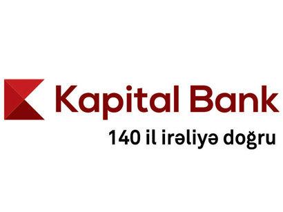 """Kapital Bankda """"Təhsil işçiləri üçün Əla kredit kampaniyası"""""""