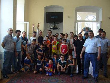 NIKOIL   Bank провел ряд благотворительных акций, приуроченных к Международному дню защиты детей