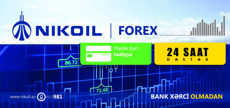 Forex bazarında yeni oyunçu – NIKOIL | Bank