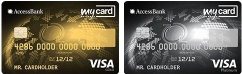 Özəl statusunuzun simvolu - myCard Platinum və myCard Gold