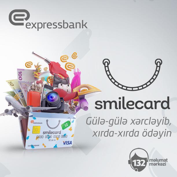 SmileCard ilə bonuslar və endirimlər əldə edin