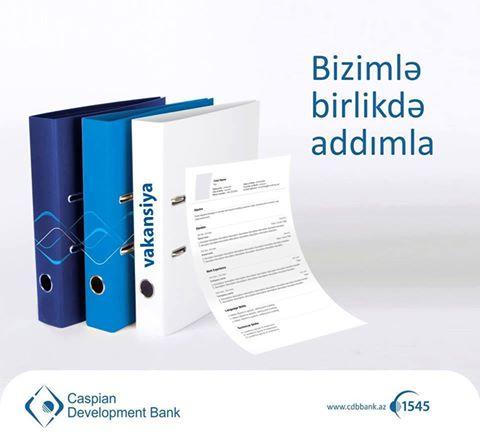 CDB Bank ailəsinin üzvü ol