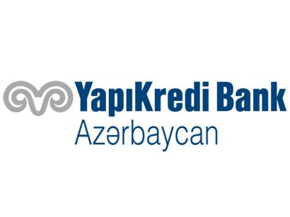Yapi Kredi Bank Azərbaycan 23 milyon yatırım etdi