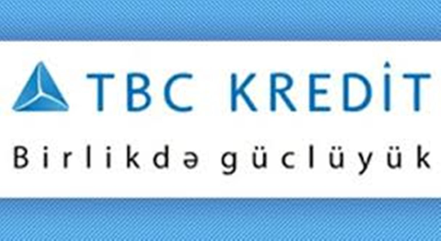 TBC Kredit MilliÖN ödəniş sisteminə qoşuldu
