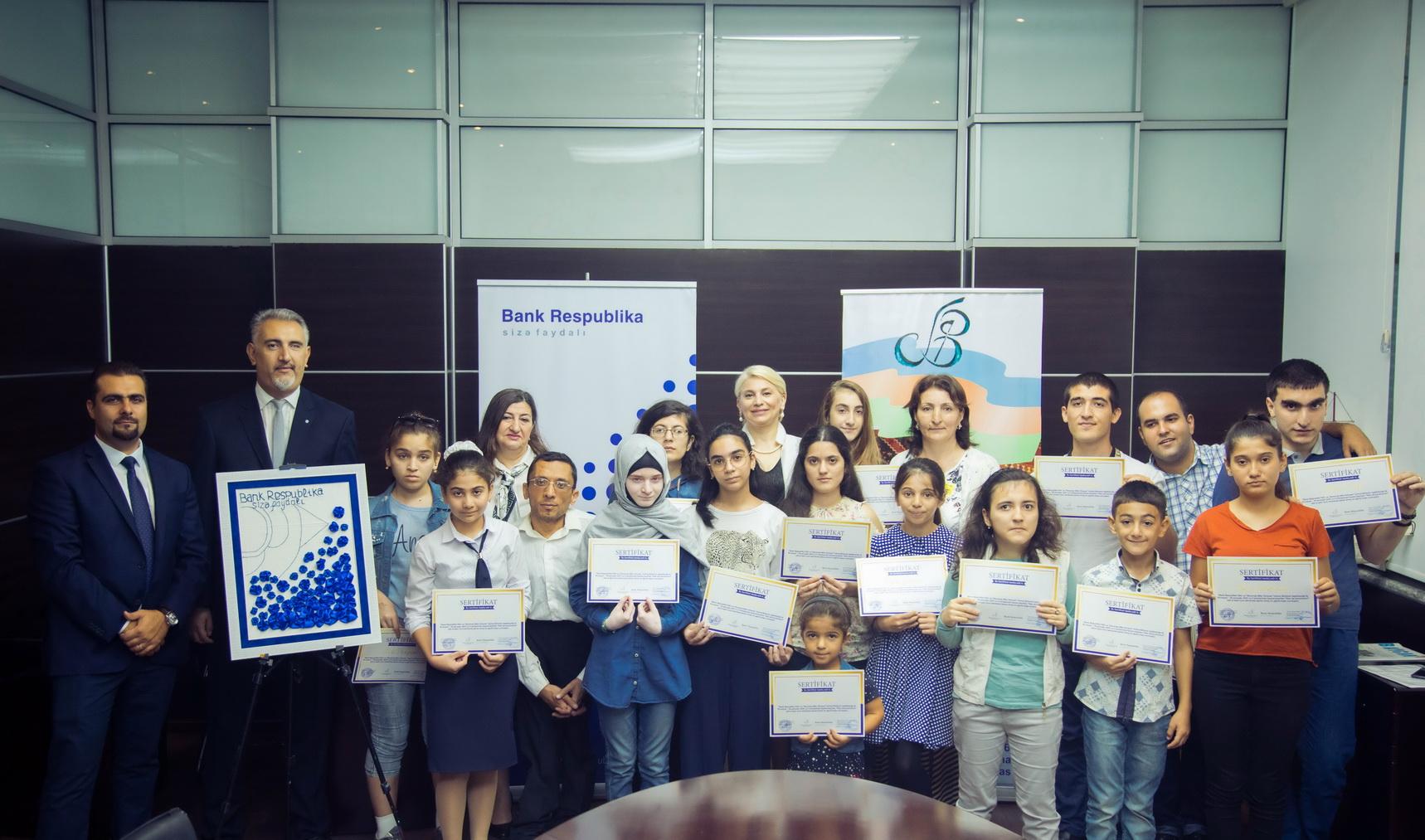 Банк Республика реализовал социальный проект «Я тоже смогу!» для детей с ограниченными физическими возможностями