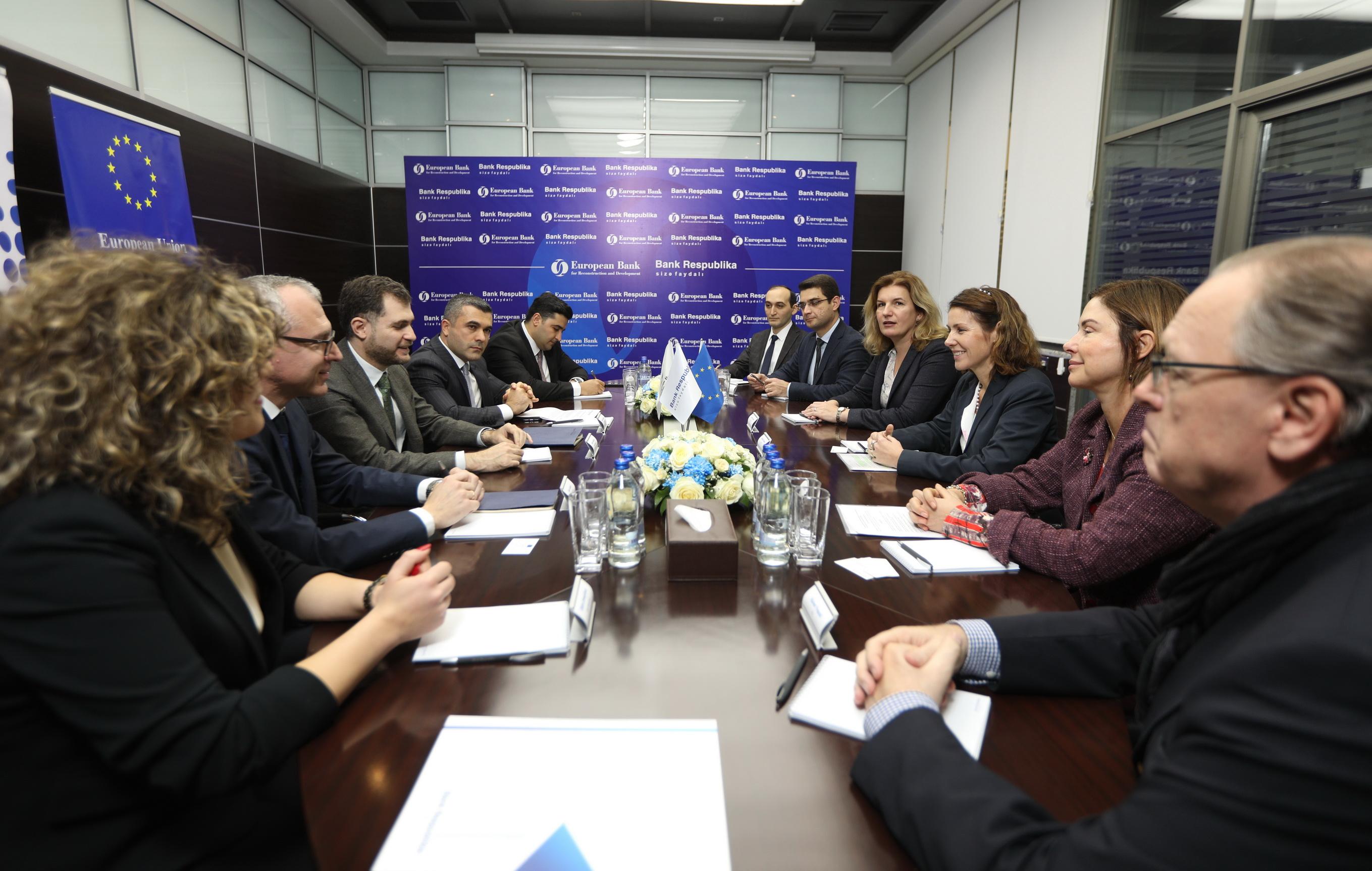 AYİB Azərbaycan bazarına Bank Respublika ilə qayıtdı!