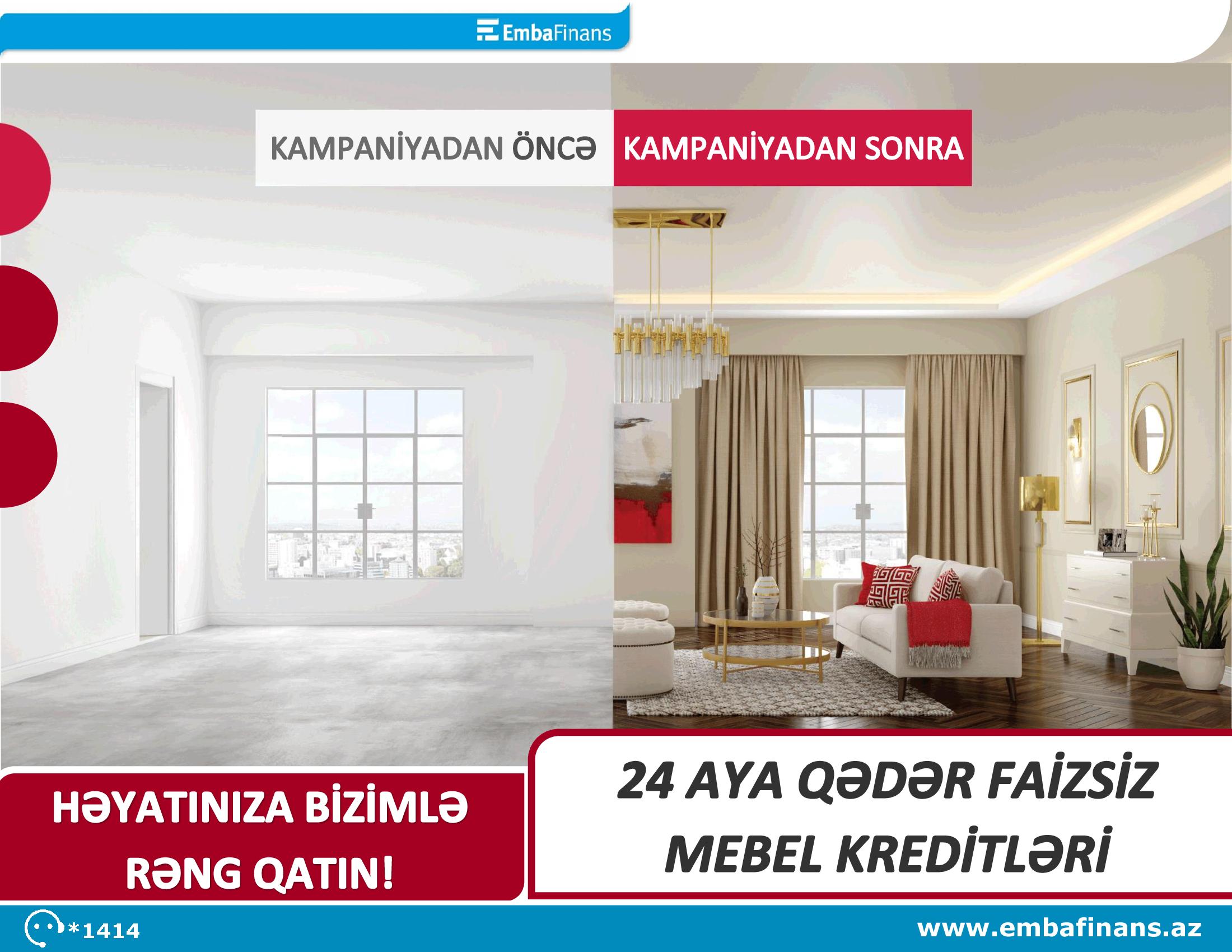 BOKT Embafinans QSC YENİDƏN öz müştərilərini sevindirir!!