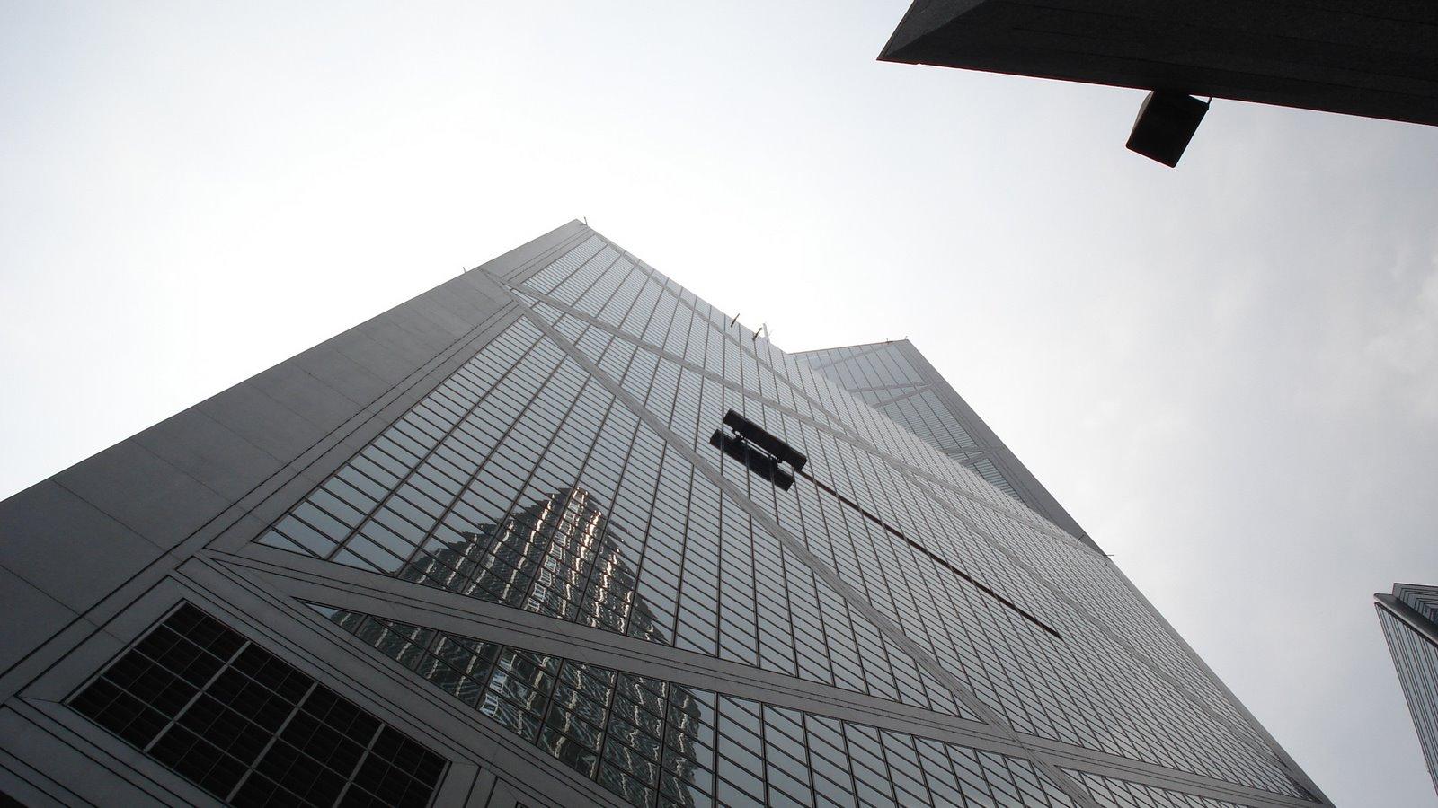 İnnovativ Bank binaları – Bank China Tower