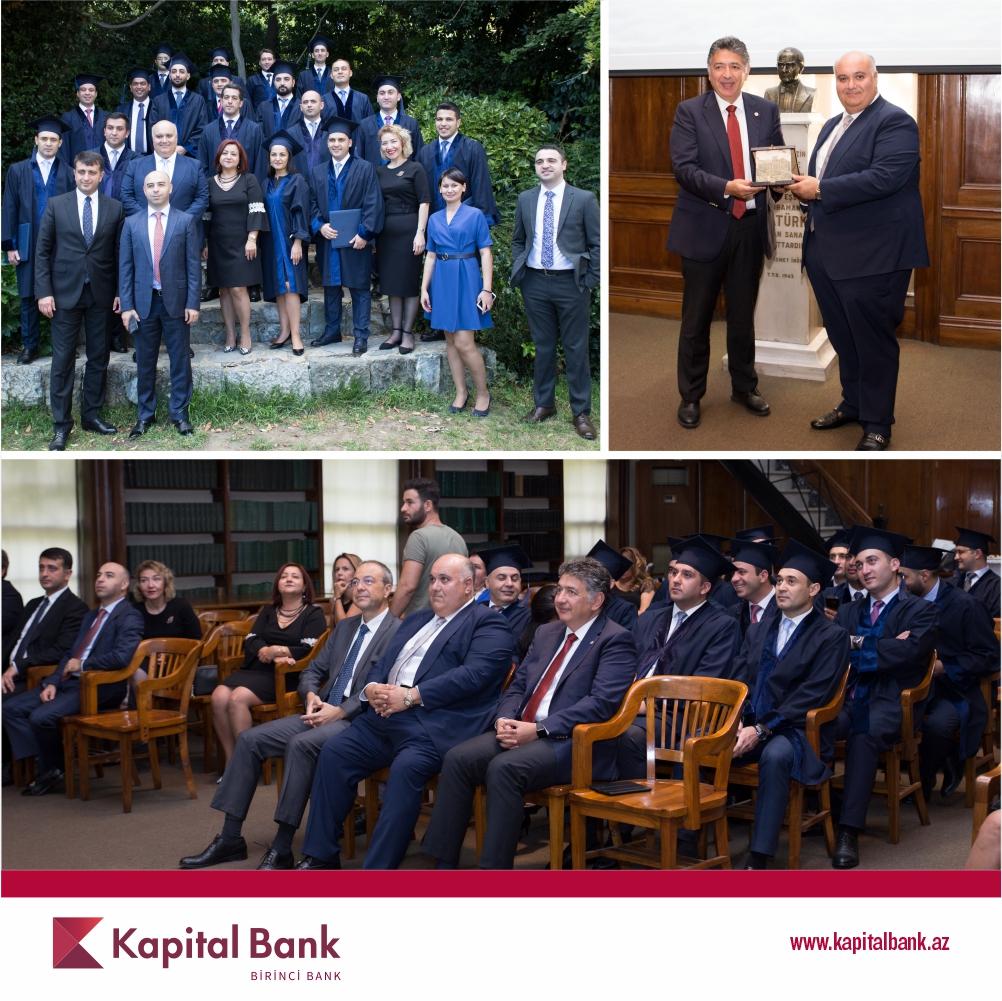 Завершился первый совместный проект Kapital Bank и Босфорского университета