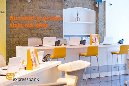 Expressbankda işləmək arzusunda olan insanlar!