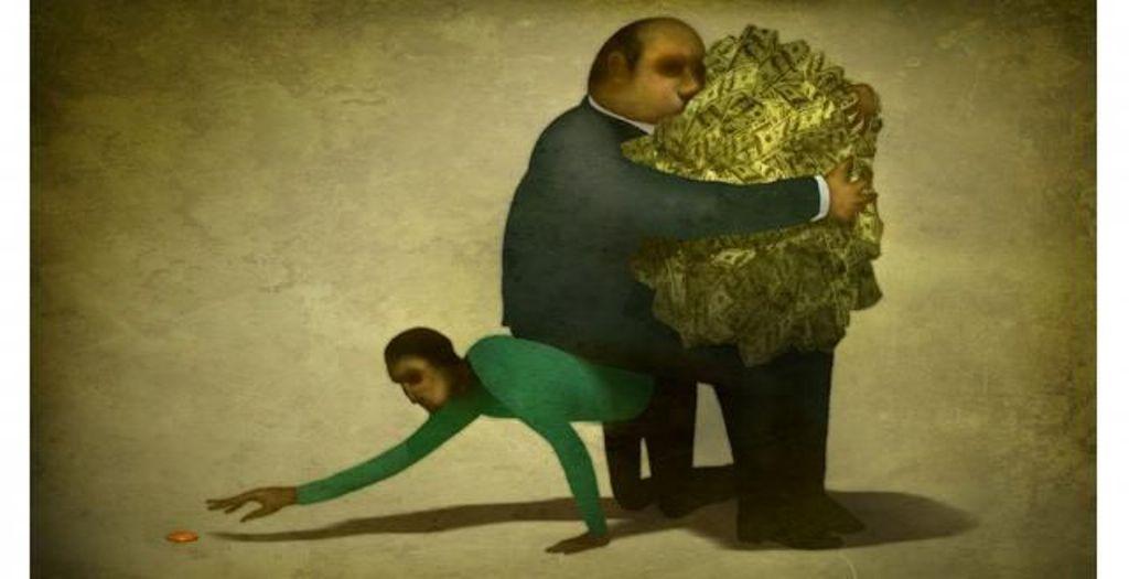 Bütün dünyada gəlir bərabərsizliyi artmaqda davam edir