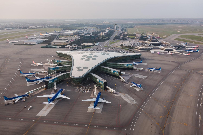 Международный аэропорт Гейдар Алиев подготовил специальный план мероприятий в период проведения в Баку финала Лиги Европы