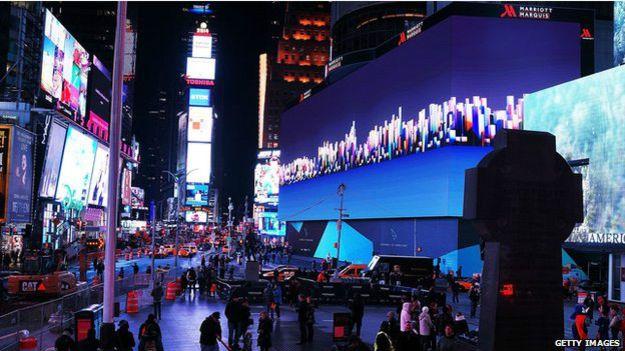 Google dünyanın ən böyük reklam bilbordunu kirayələdi