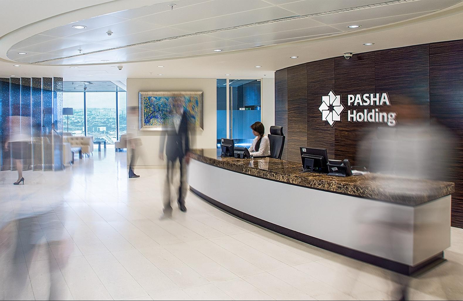 Pasha Holding-də Vakansiya!