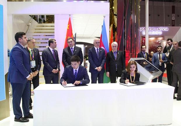 Azərbaycan məhsullarının Çinə ixracı ilə bağlı yeni müqavilələr imzalanıb