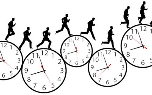 Ən az iş saatı hansı ölkədədir?