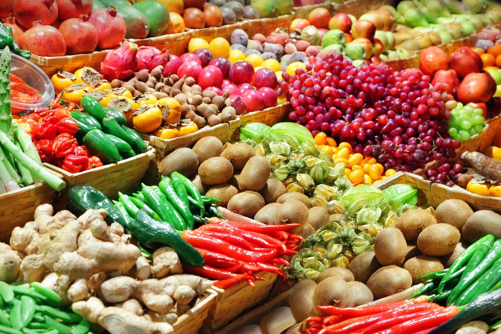 Азербайджан увеличил экспорт овощей и фруктов на 31%