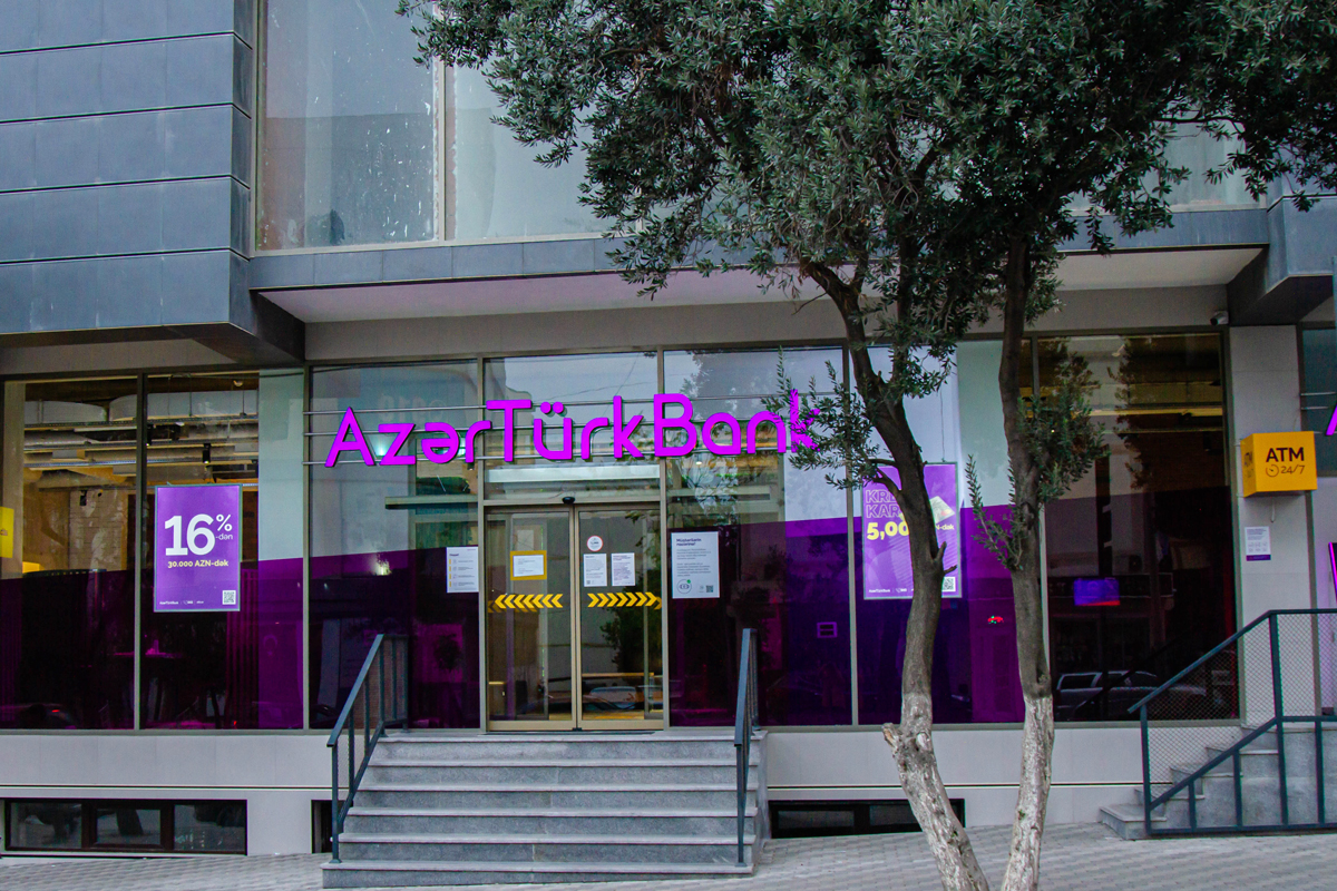 Azer Turk Bank открыл новый филиал