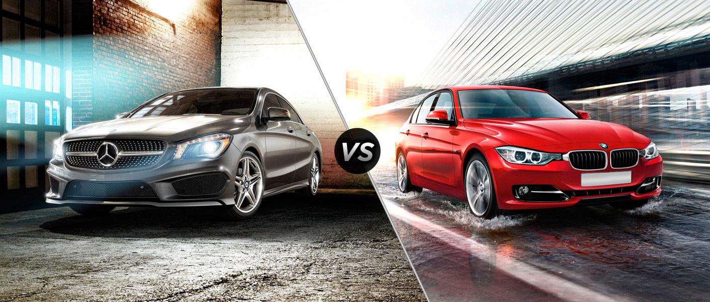 Lüks avtomobil rəqabəti: BMW vs Mercedes-Benz