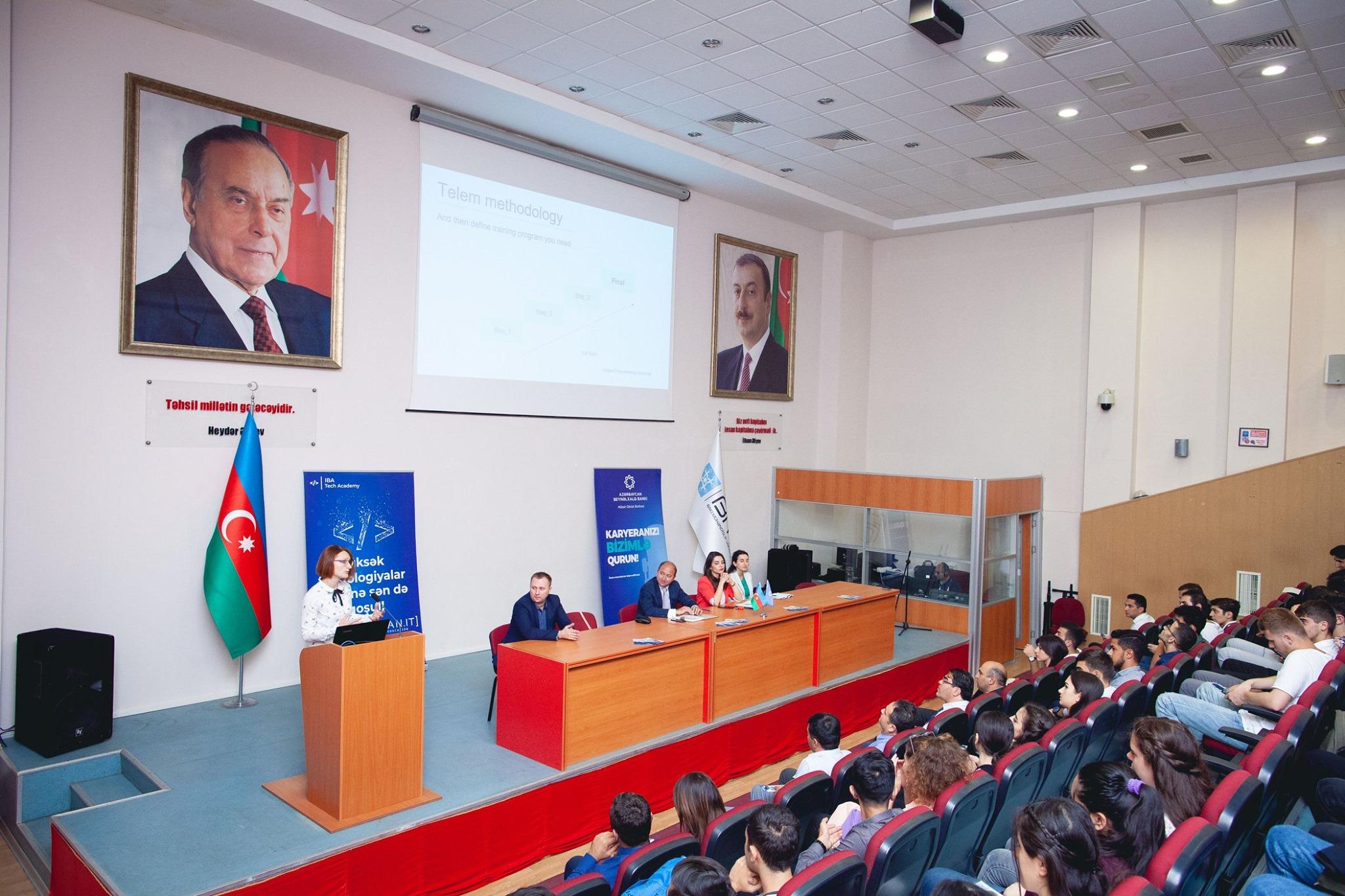 Около 7 тысяч молодых людей хотят стать программистами в Азербайджане!
