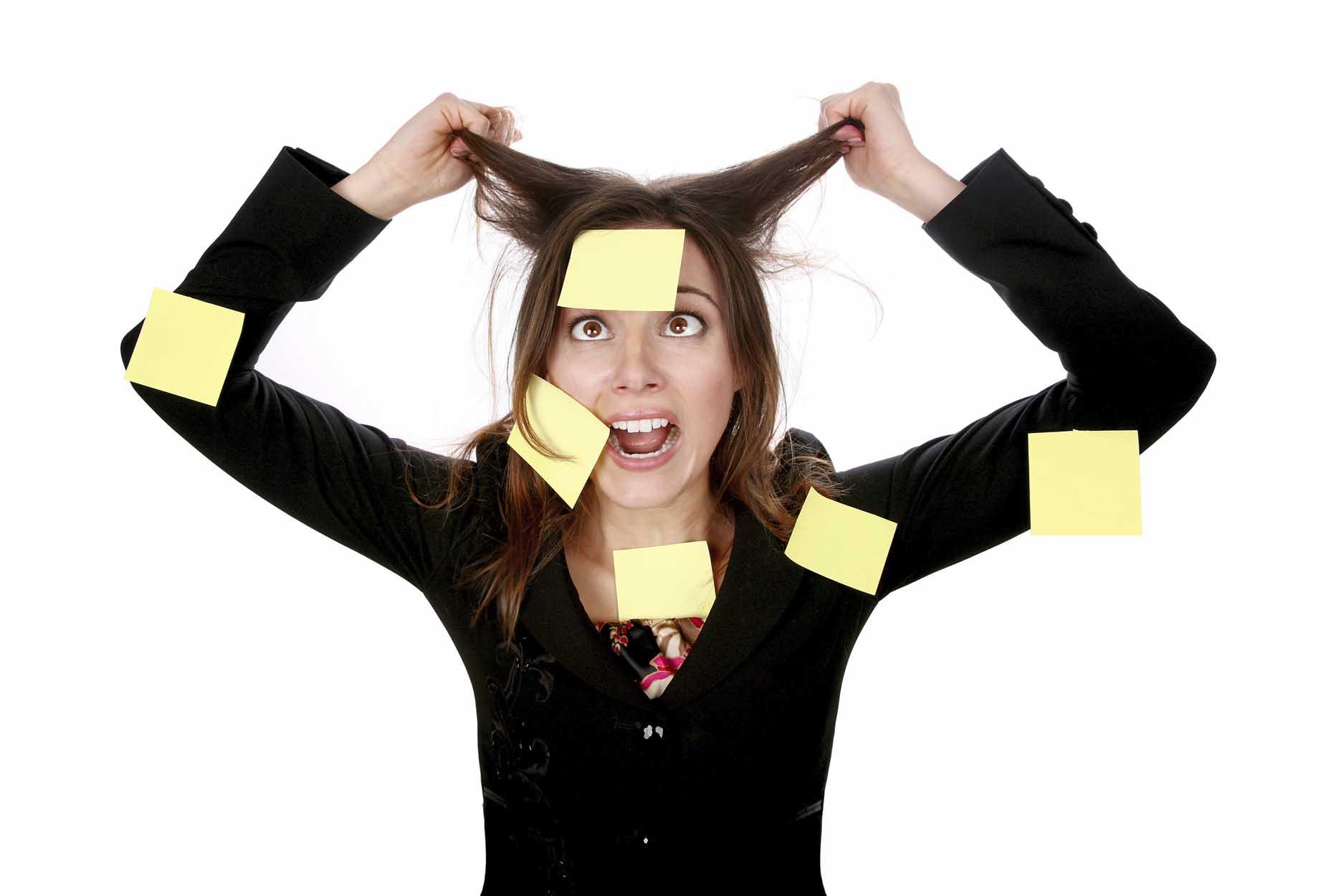 İş stresinin insan həyatına təsirləri
