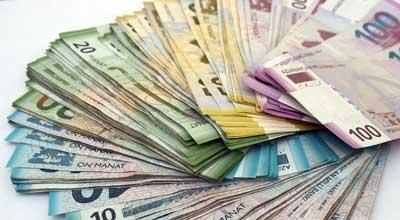 Реальная депозитная ставка в Азербайджане составляет 7,15%