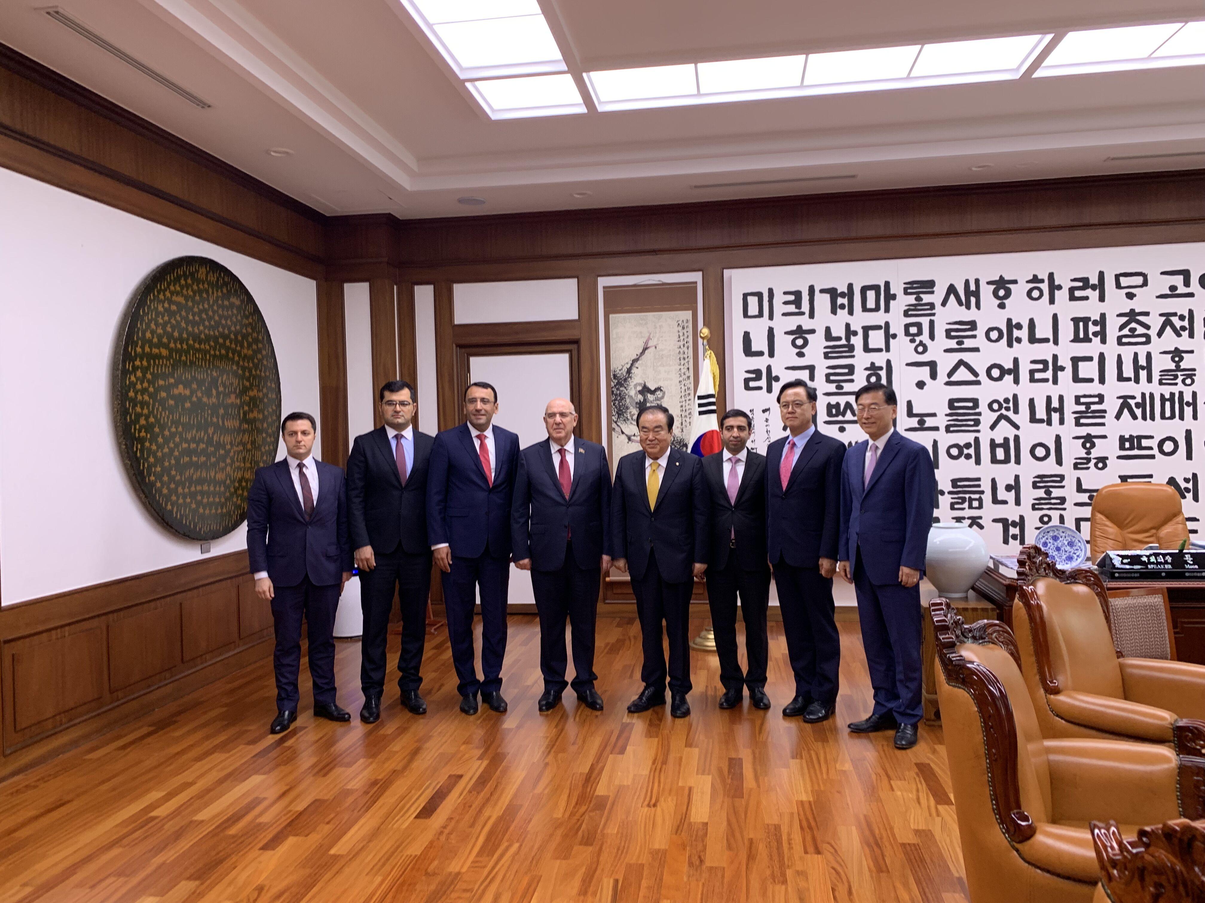 Делегация Агентства находится с рабочим визитом в Южной Корее