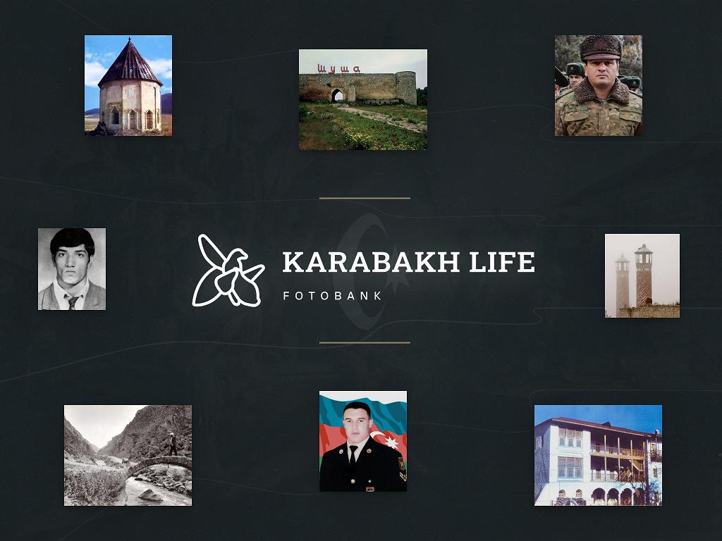 Запущен фотобанк, посвящённый Карабаху и Шехидам