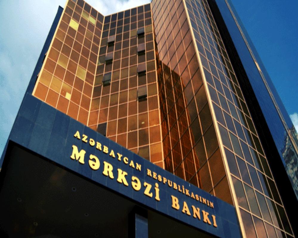 Mərkəzi Bankının valyuta ehtiyatları artıb
