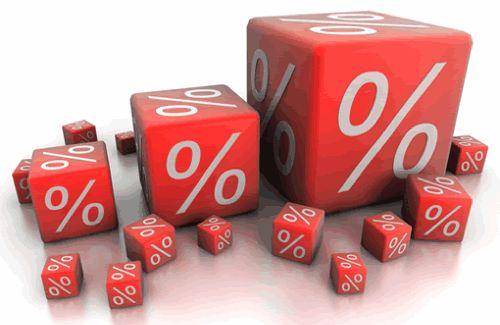 Кредитная ставка коммерческих банков в 2,98 раза выше учётной ставки Центрального банка Азербайджана