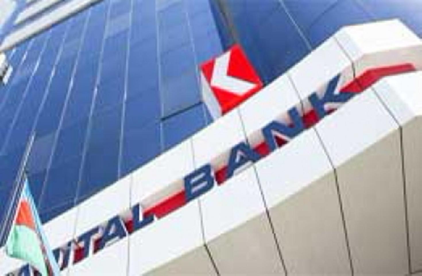 """""""Kapital Bank"""" 8 milyonluq istiqraz buraxır"""