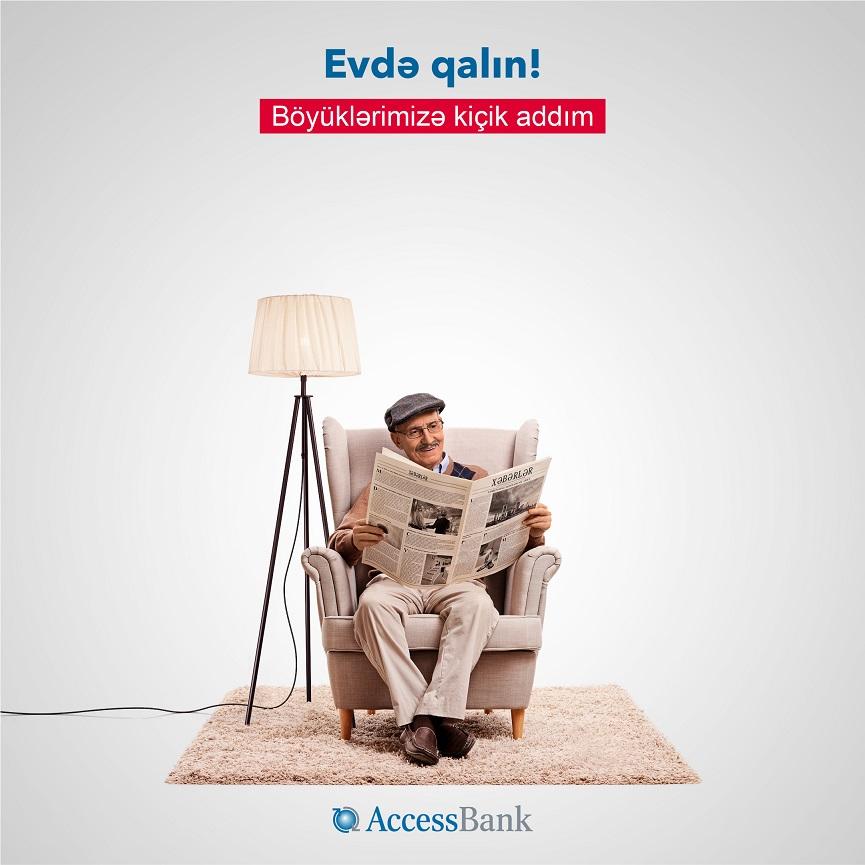 Специальное обслуживание для клиентов AccessBank-а в возрасте 65 лет и старше