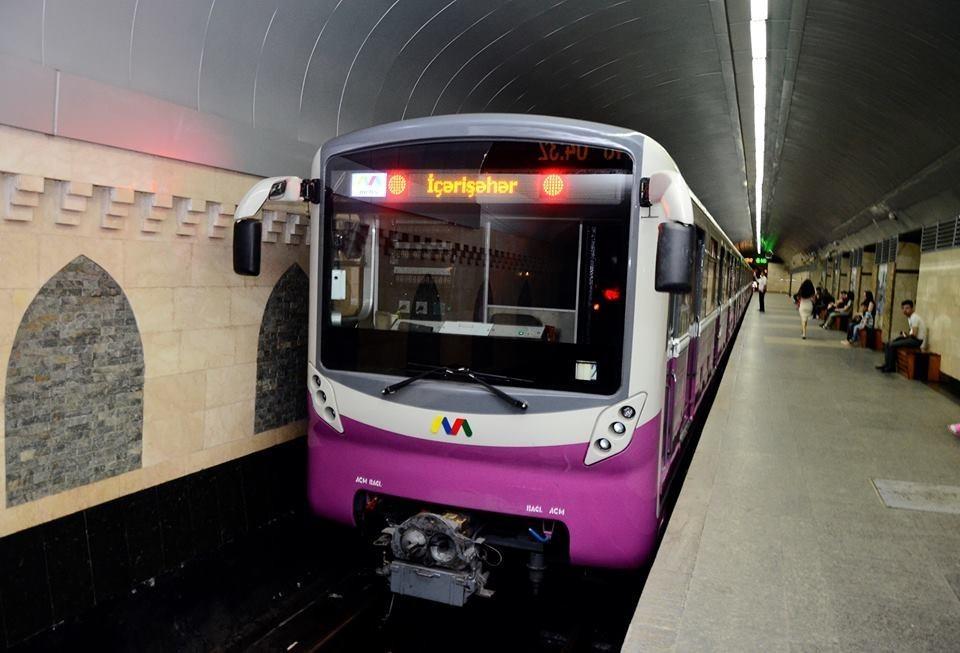 Bakı metrosu gələn il yeni qatarlar alacaq