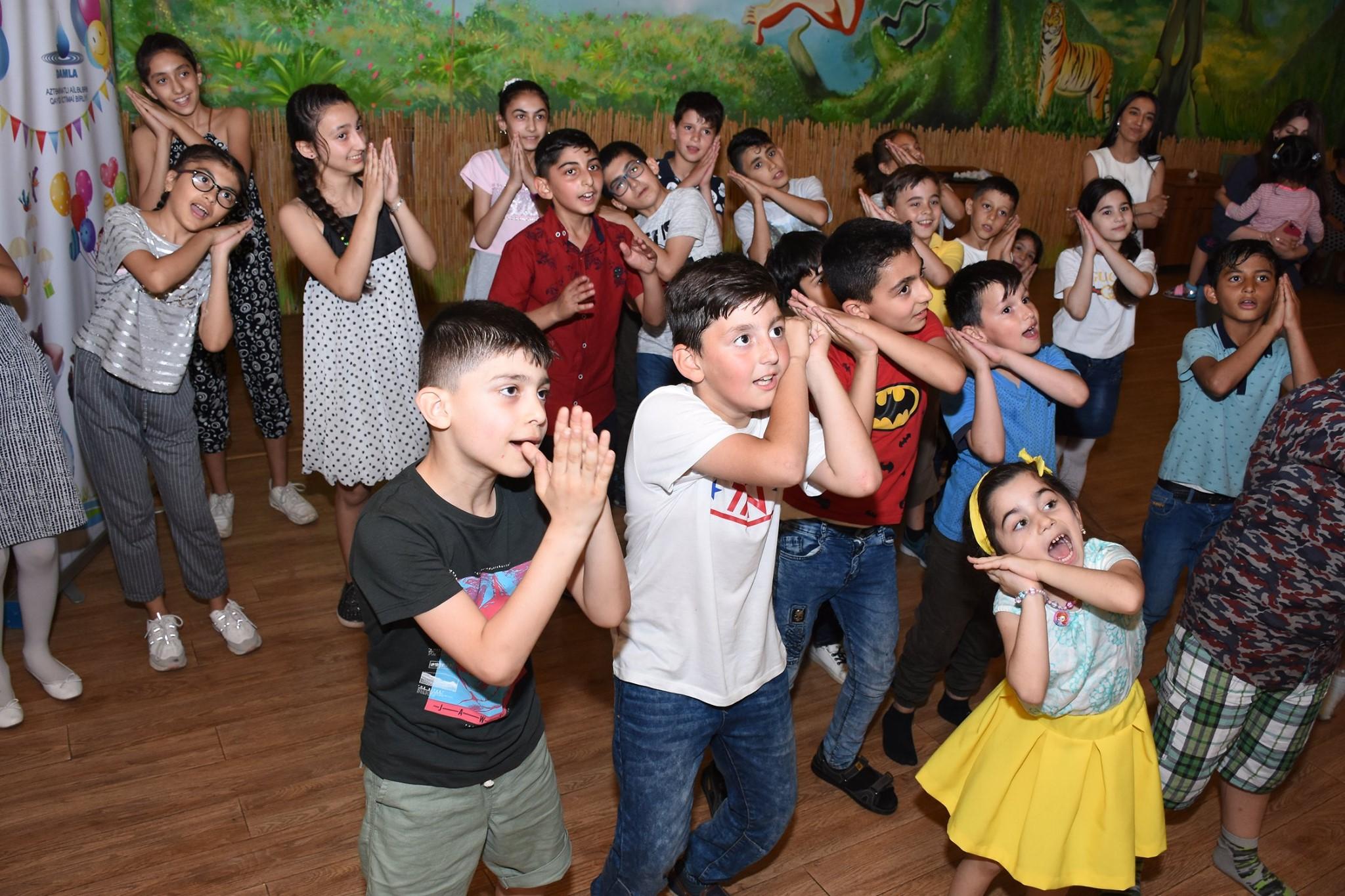 PAŞA Sığorta uşaqlar üçün xeyriyyə tədbiri təşkil edib