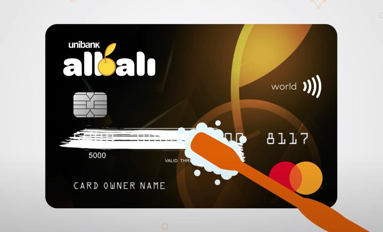 Unibank kart məlumatlarının təhlükəsizliyi ilə bağlı maarifləndirici video çarx hazırlayıb